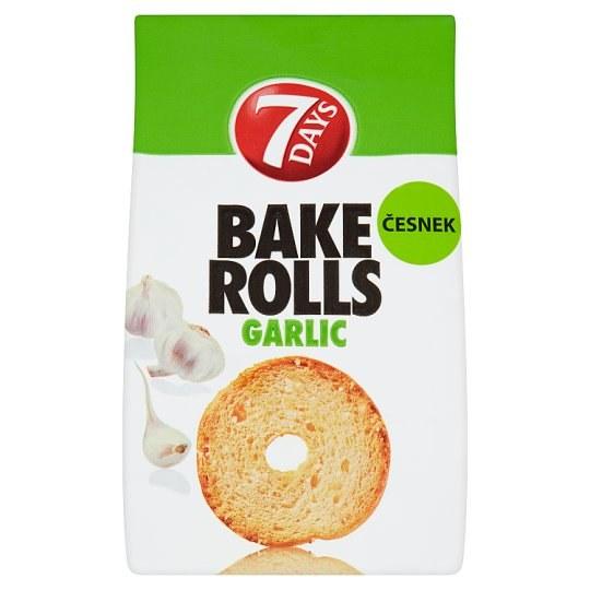 Bake Rolls česnek 80 g