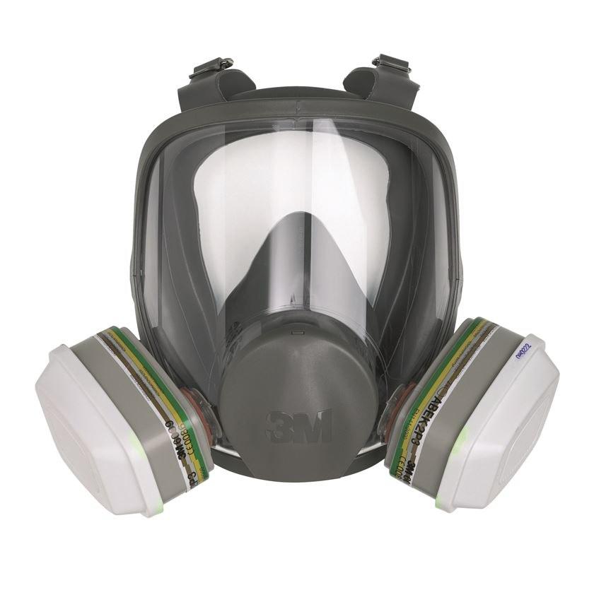 Celoobličejová maska 3M 6900 (vel. L)