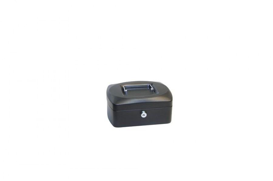 Pokladnička ocelová TS.0130.C (B) černá