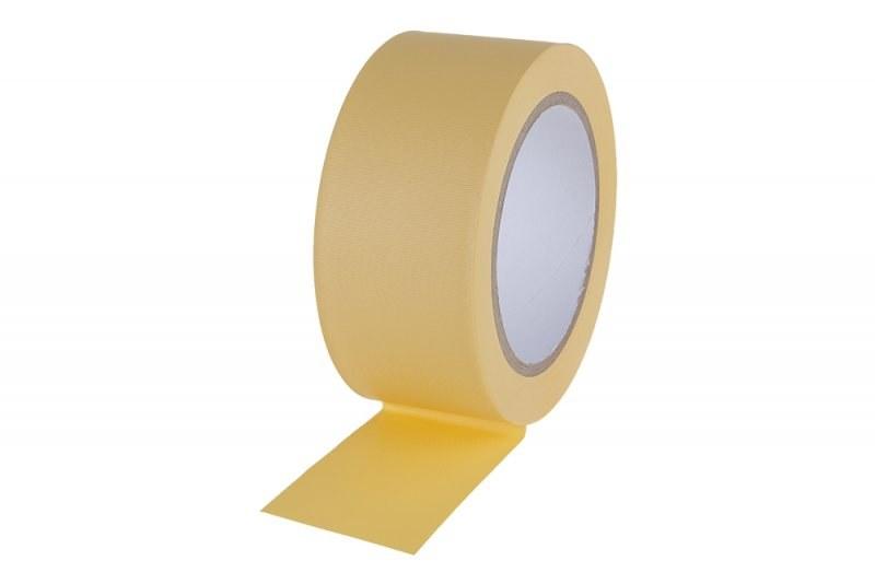 Páska PVC rýhovaná 50 mm/33 m lepící