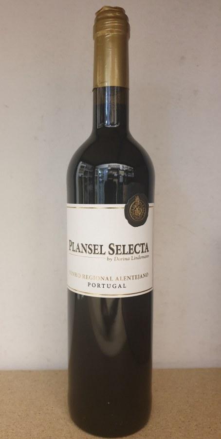 "Víno Red 2018 ""Plansel Selecta"" 0,75 l"