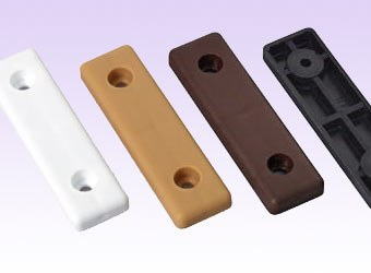 Kluzák podnože 238 bílý (balení 20 ks)  (KSKP238BI)