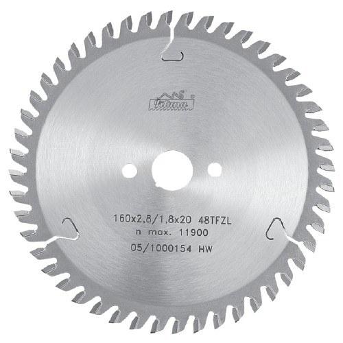 Kotouč pilový SK 22 5391 TFZ L   160x2,8/1,6x20 48 TFZ L