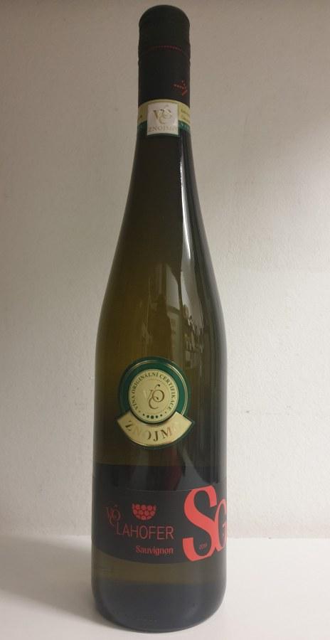 Víno Sauvignon 2019 VOC polosuché Šác č. š. 11219LA