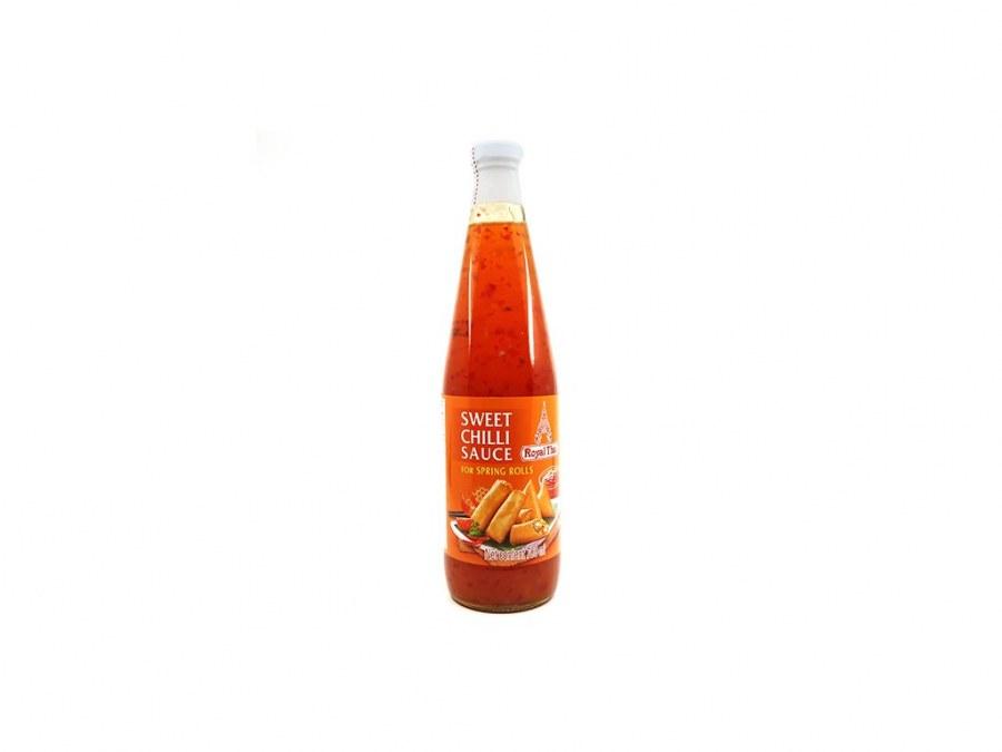 Omáčka sladká chilli Thai 700ml