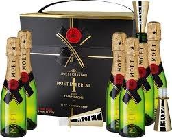 Moet&Chandon  Imperial 6 x 20 cl + 6ks fluters C2 150 ANS