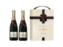 Moet&Chandon Imperial Twin Set 2 x 0,75 l