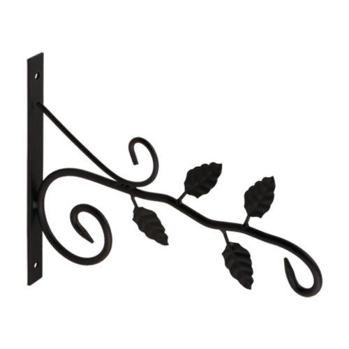 Držák závěsného květináče UK5 - větvička černý